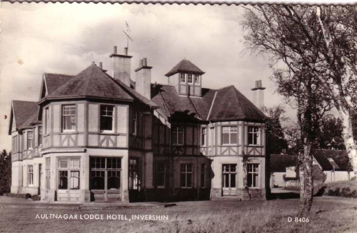 Aultnagar Lodge Hotel, Invershin