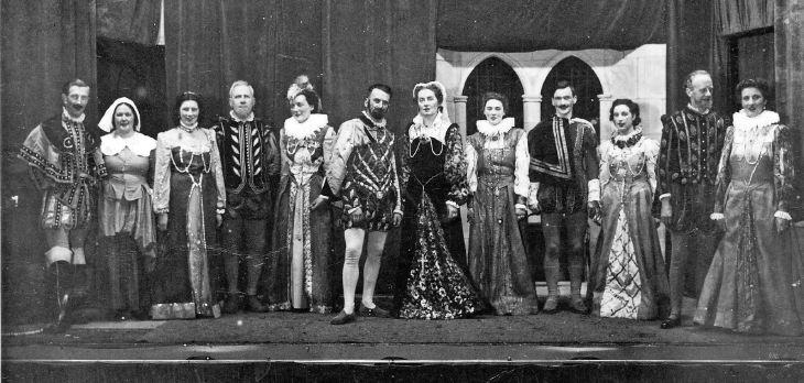 Cast of Kirk o' Field