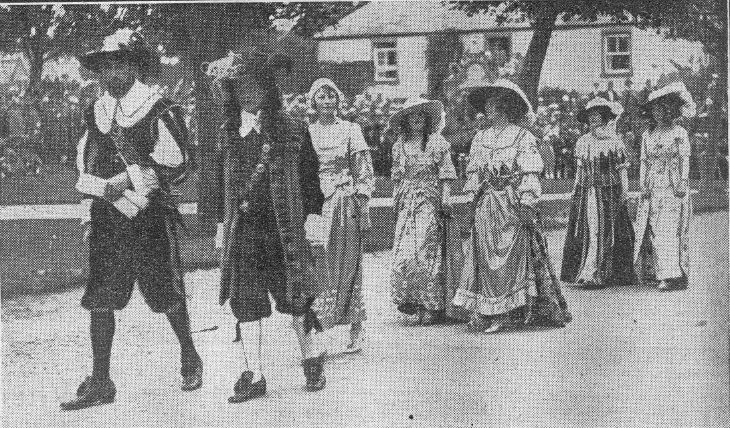 1928 pageant