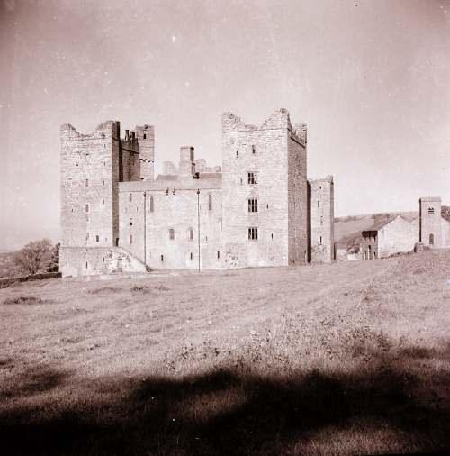 Bolton Castle ~ Collection of negatives belonging to Miss K. L. Lyon