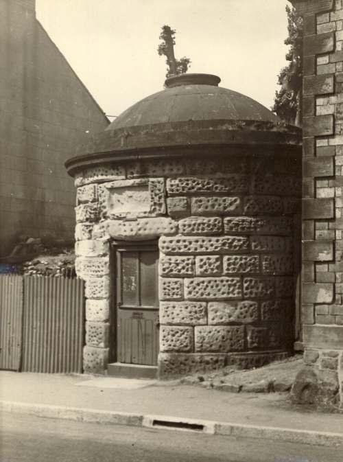 Cistern in Thurso?