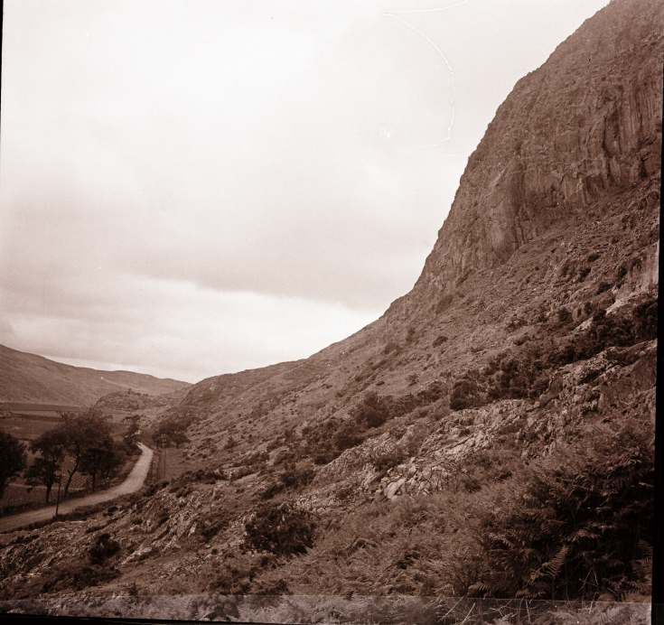 Ben More, Assynt ~ Collection of negatives belonging to Miss K. L. Lyon