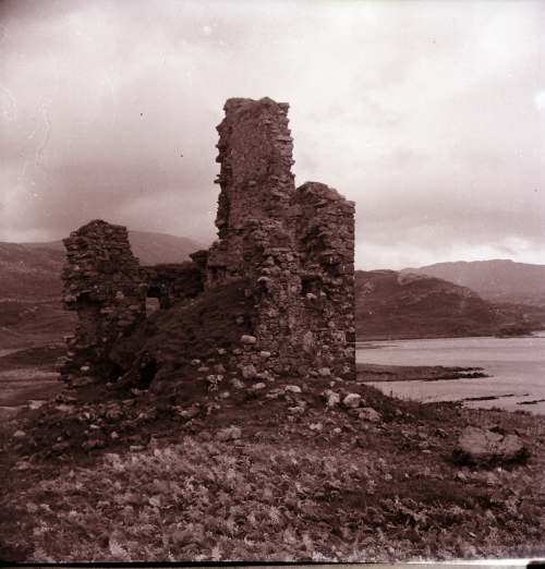 Ardvreck ~ Collection of negatives belonging to Miss K. L. Lyon