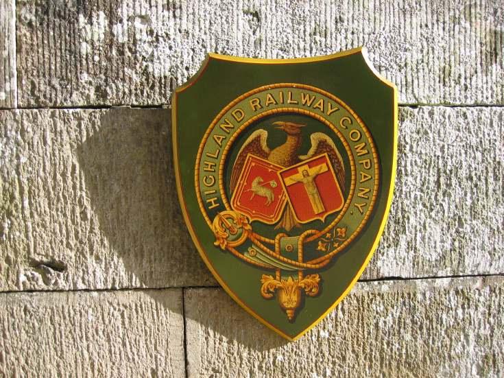 Highland Railway Company Logo