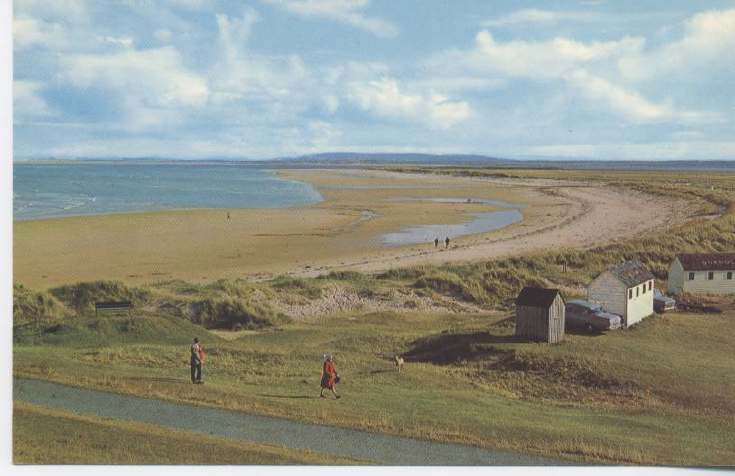 Dornoch Beach and  Caravan Park