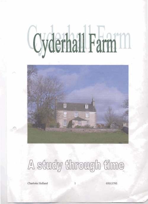 Cyderhall Farm