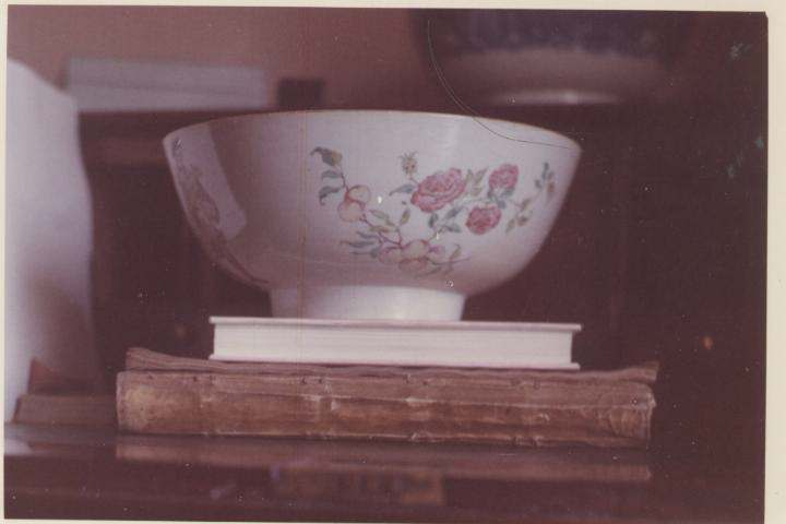 The Photography of Kathleen Lyon - Chinese bowl