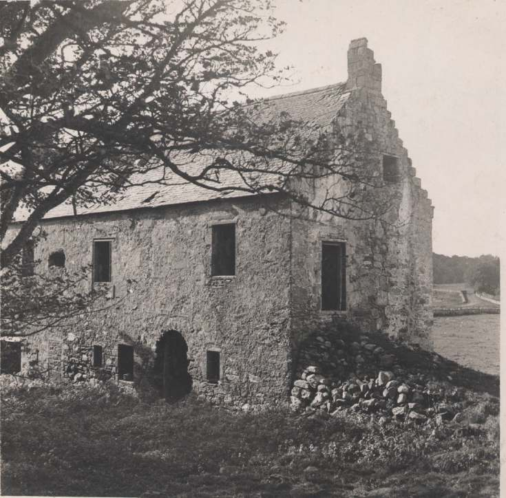 The Photography of Kathleen Lyon - Mansion House, Skelbo