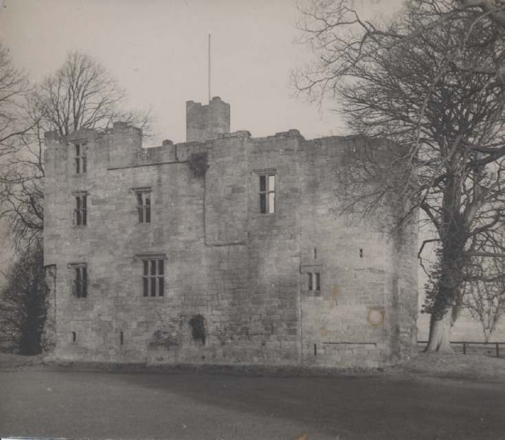 The Photography of Kathleen Lyon Dilston Castle