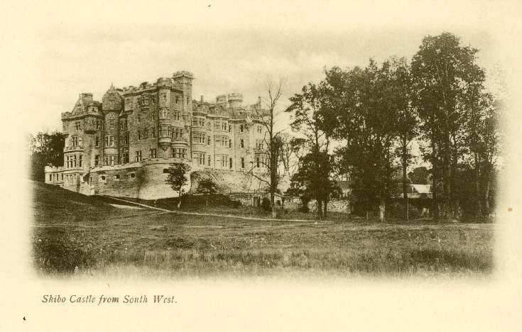Furness Postcard Collection - Skibo Castle