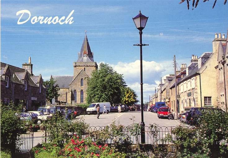 Furness Postcard Collection - Dornoch Area