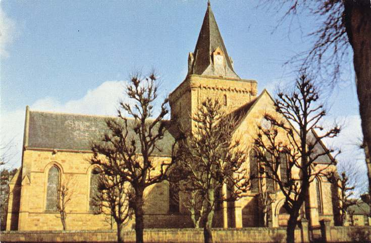 Furness Postcard Collection - Dornoch Cathedral
