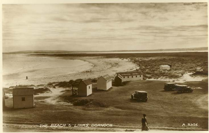 Furness Postcard Collection - Dornoch Area