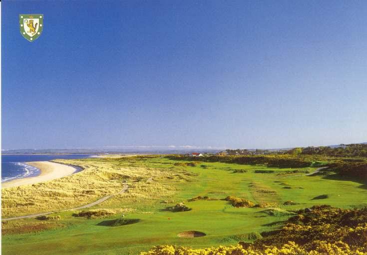 Furness Postcard Collection -  Royal Dornoch Golf Club