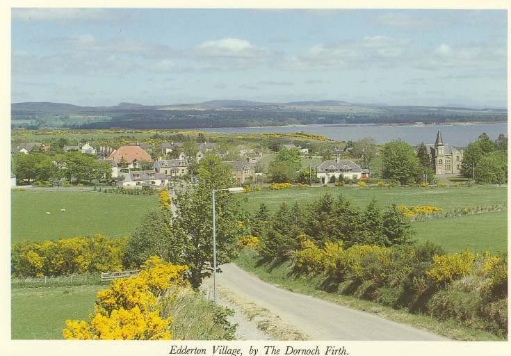Furness Postcard Collection -   Edderton