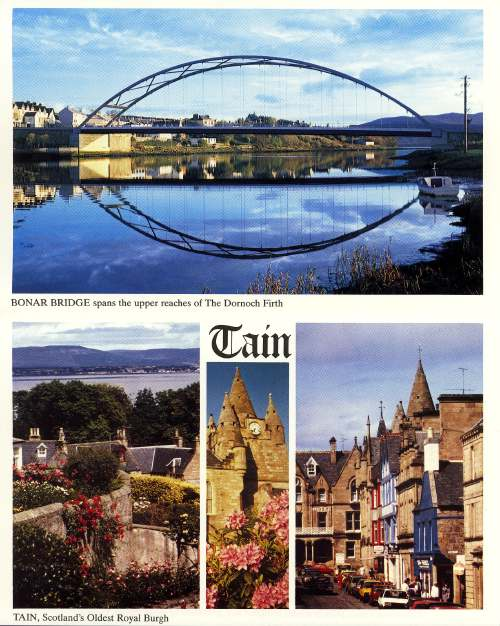 Furness Postcard Collection -   Tain