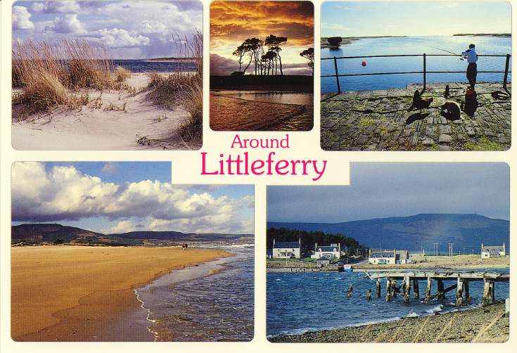 Furness Postcard Collection -  Littleferry