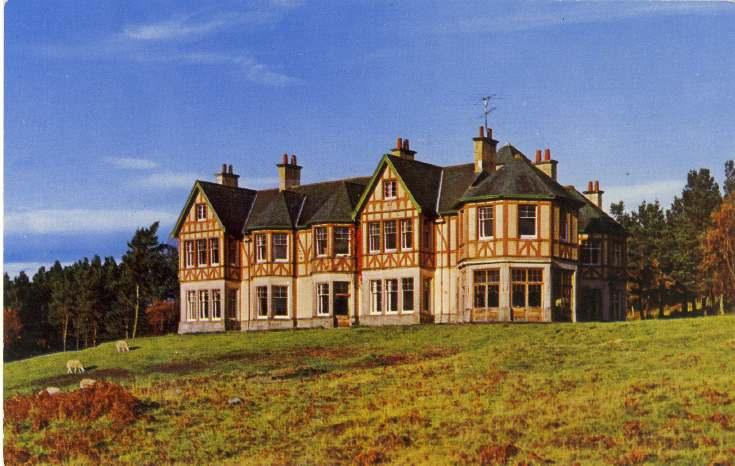 Furness Postcard Collection -  Aultnagar Lodge Hotel