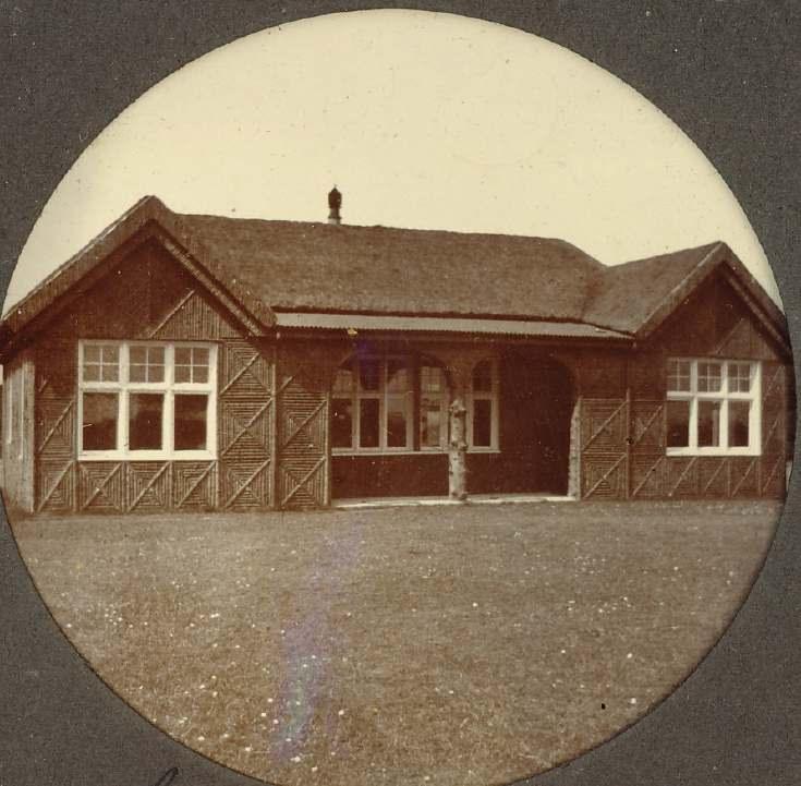 Thomas Hardie's photograph album