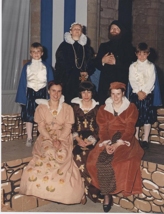 Cathedral pageant 1989