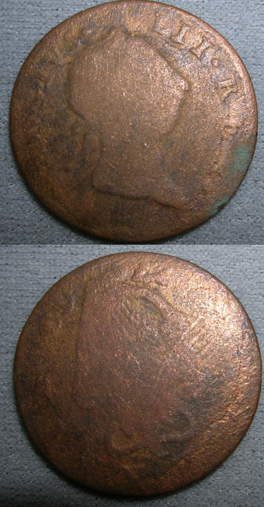 Coin from Proncy