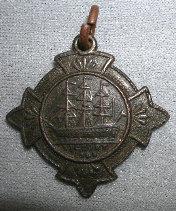 Medal from Dornoch Woods