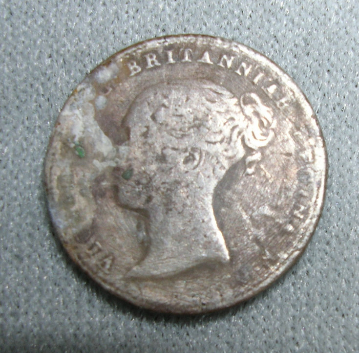 Coin from Meikle Ferry