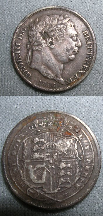 Coin found at Meikle Ferry