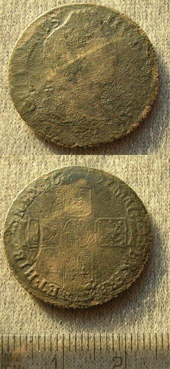 Coin found at Meikle Ferry Inn