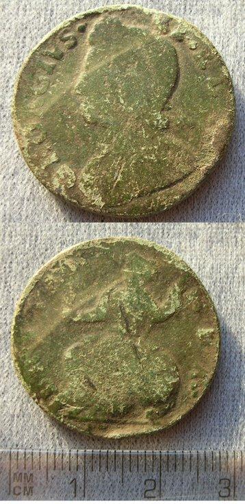 Coin found in Dornoch Woods