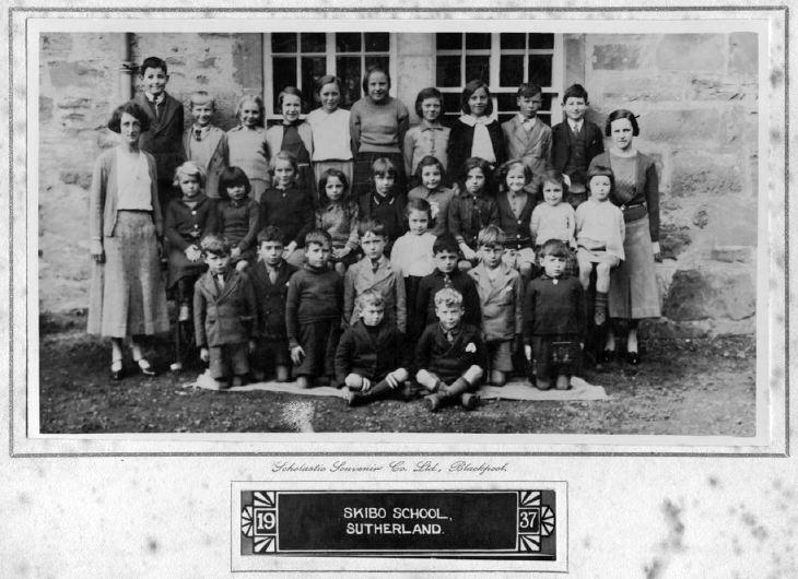Skibo School, Sutherland 1937