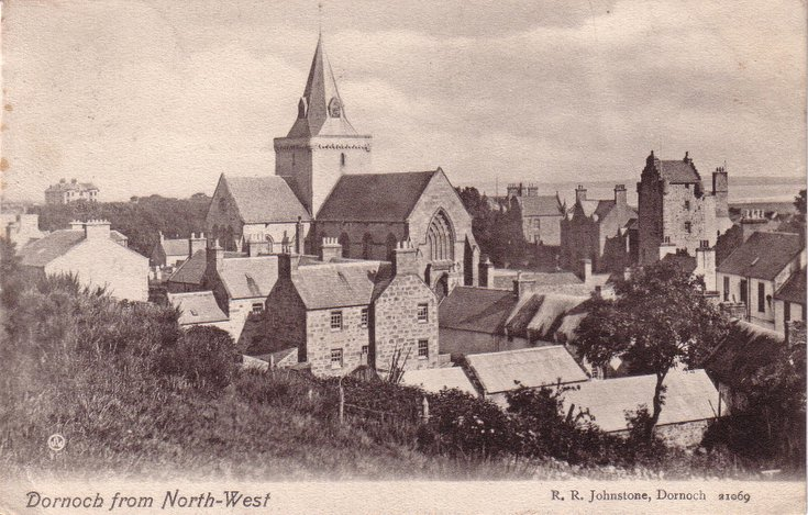 Dornoch Cathedral and the Square