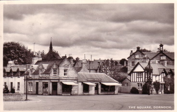 The Square, Dornoch
