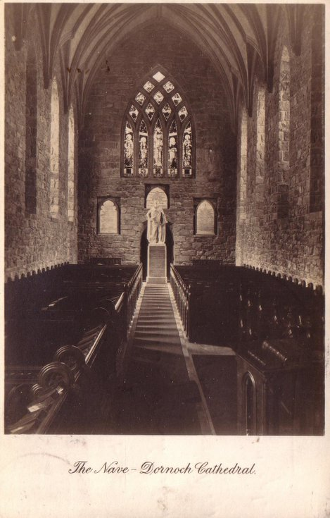 The Nave ~ Dornoch Cathedral