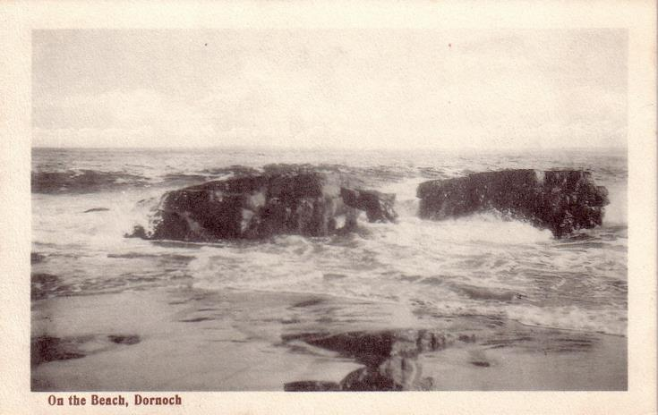 On the Beach, Dornoch