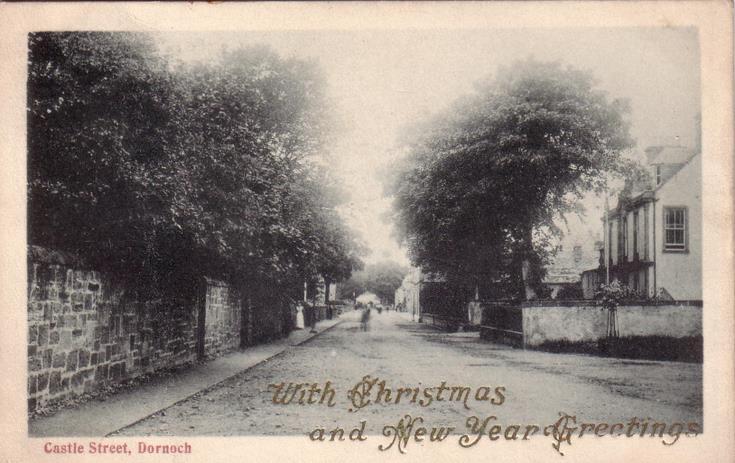 Dornoch ~ Castle Street