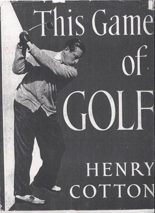 Extract from 'This Game of Golf'