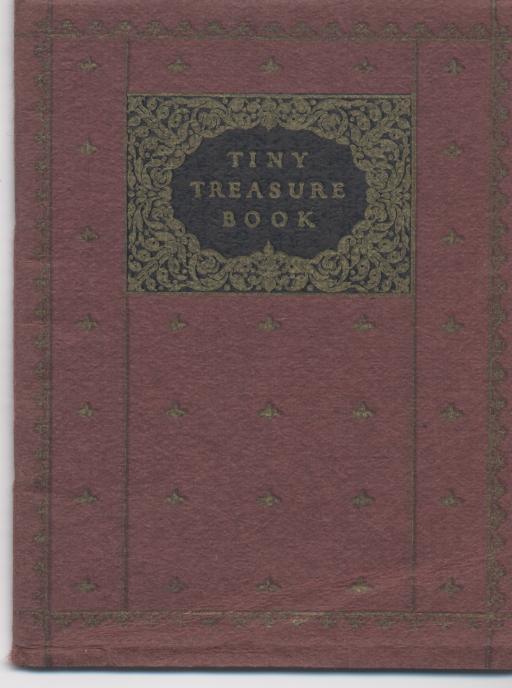 Tiny Treasure Book