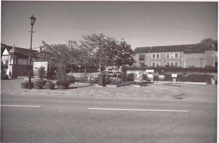Central Garage Filling Station