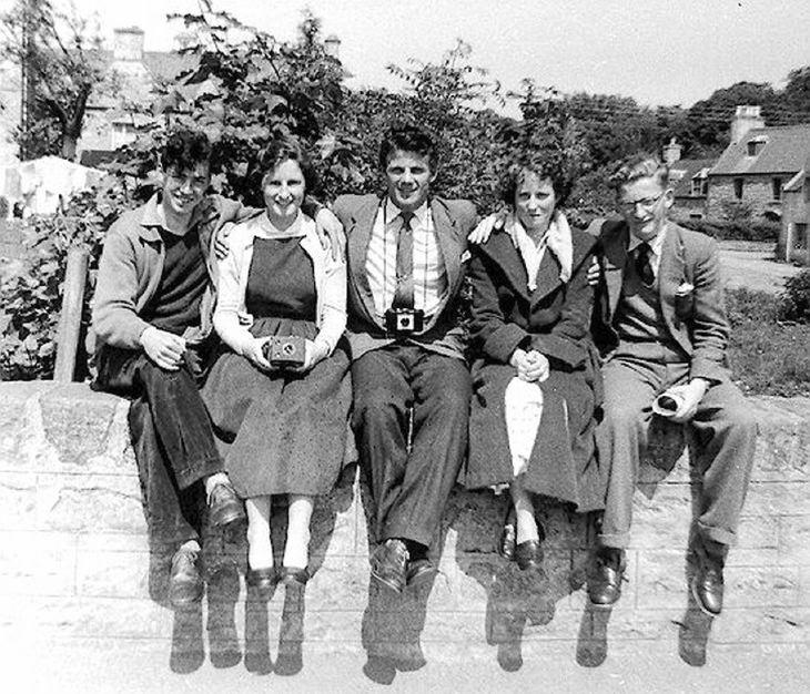 Dornoch Academy 1959