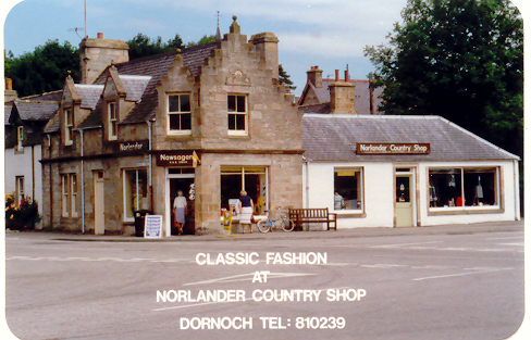 Norlander Country Shop, Station Road