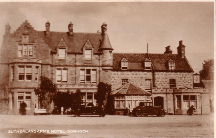 Sutherland Arms Hotel, Dornoch