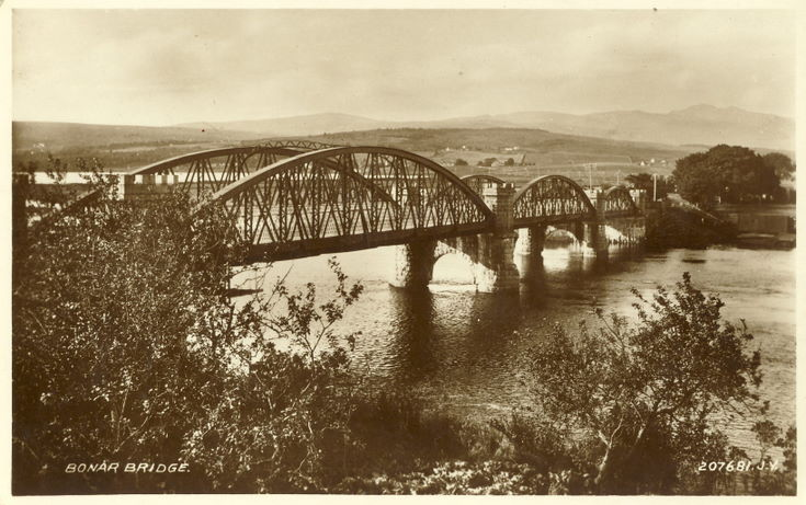 Furness Collection - Bonar Bridge