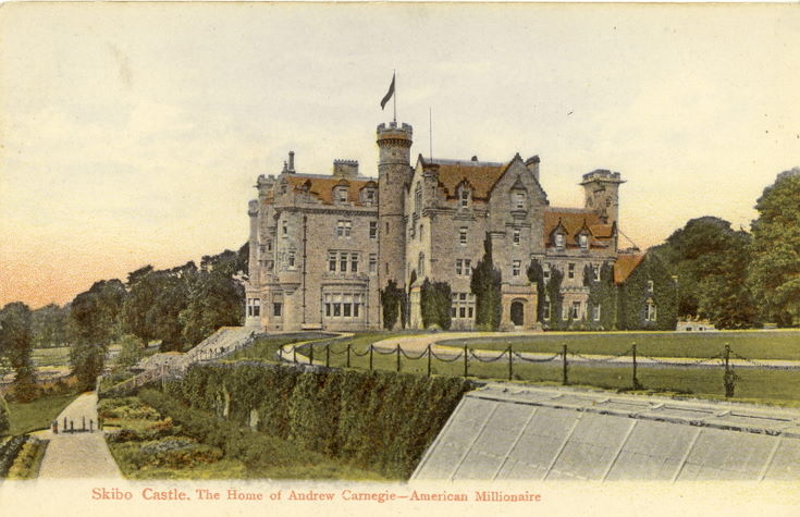 Furness Collection - Skibo Castle
