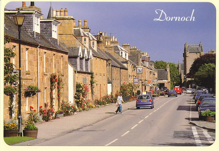 Furness Collection -  Castle Street Dornoch