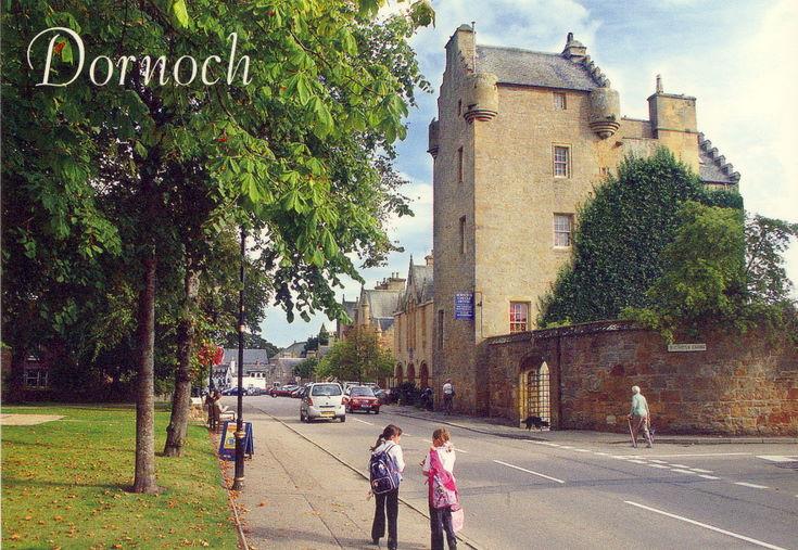 Furness Collection - Castle Street, Dornoch