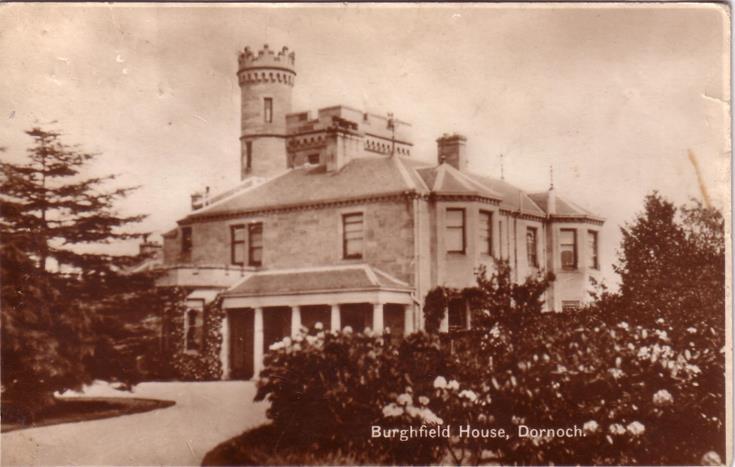 Burghfield House, Dornoch