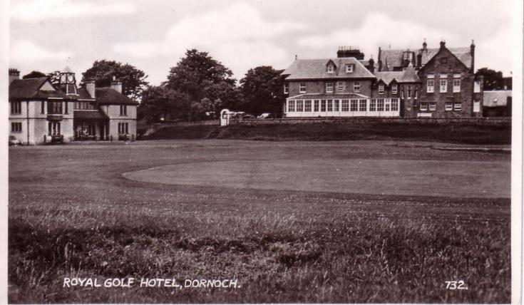 Royal Golf Hotel, Dornoch