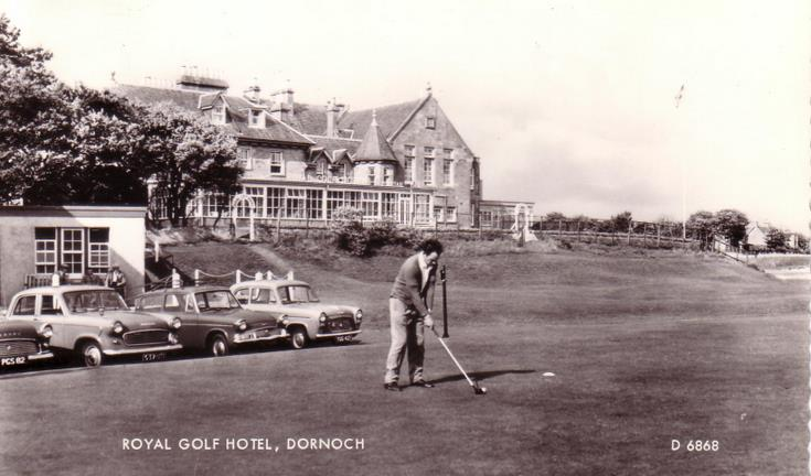 Royal Golf Hotel, Dornoch