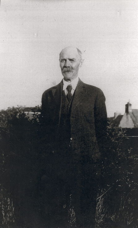 Murdo Ross Aug 1921 Father of Donald Ross